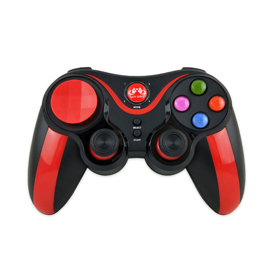 Ipega S5Plus Smart Bluetooth Game Controller Gamepad Wireless Joystick Console Game With Telescopic Holder For Smart Tv/ Phone