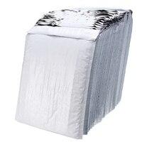 Kicute 10/30/50 шт отличное качество белый конверты с воздушно-пузырчатой плёнкой внутри PE Пластик Мягкий Конверт Доставка почтовые пакеты сумки ...