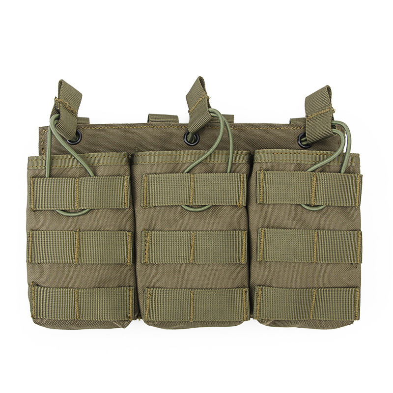 Image 3 - Tactical Triple Magazine Pouch for G36 Mag Outdoor Paintball Games Group Activities Outdoor Pocket Bag-in Paintball Accessories from Sports & Entertainment