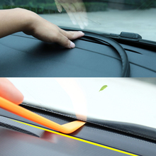 Car Noise Insulation Seal Strips Automobile Rubber