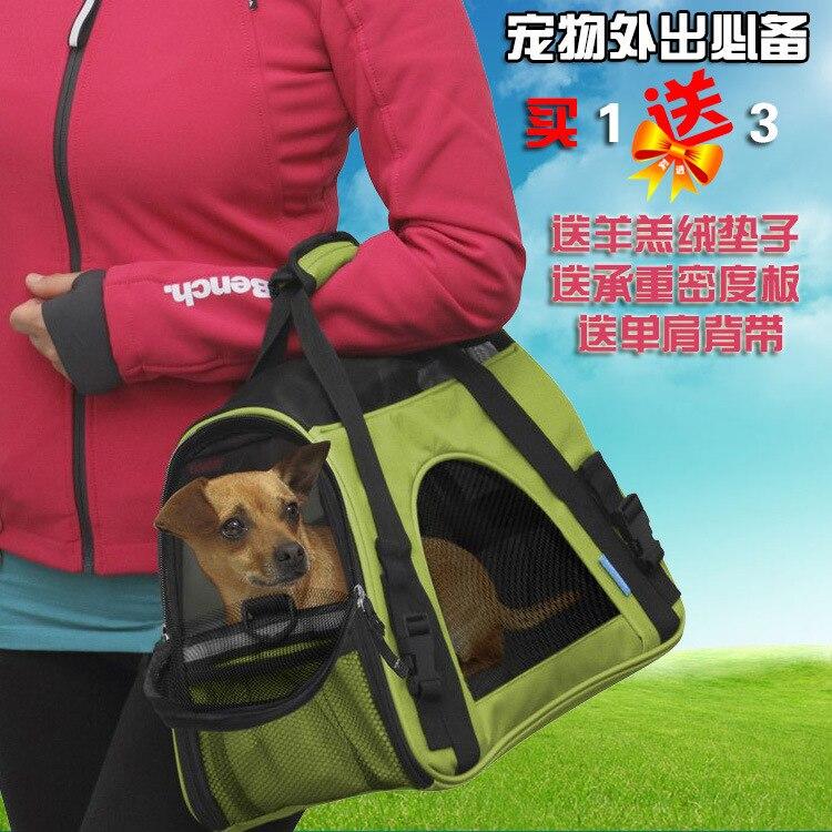 ไนลอน Oxford กระเป๋าสัตว์เลี้ยงแมวสุนัข Go แบบพกพากระเป๋าเดินทาง Breathable กระเป๋าถือกระเป๋าขนส่งผู้ให้บริการ-ใน กระเป๋าหูหิ้วด้านบน จาก สัมภาระและกระเป๋า บน AliExpress - 11.11_สิบเอ็ด สิบเอ็ดวันคนโสด 1