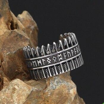 Amulet Viking Nordic Rune Ring5
