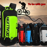 Cycling Climb Hiking Travel Backpacks MTB Bicycle Riding Dry Bag Bike Ski 6L Backpack Sports Outdoor Run Water Bag Sac Backpack