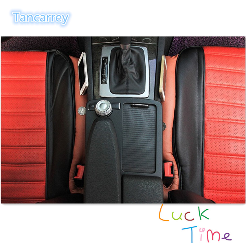 Symbol Of The Brand Car Organizer Pu Leather Car Seat Organizer Box For Mercedes Benz Smart Fortwo Forfour Roadster W211 W203 W204 W210 W124 Amg At Any Cost Car Tax Disc Holders