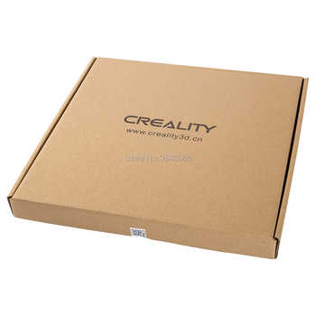 CREALITY 3D CR-10S Pro Tempered Glass Build Plate Special Chemical Coating 310x320x3mm