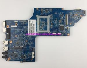 Image 2 - Echtes 682043 501 682043 001 682043 601 48.4ST04.021 HM77 Laptop Motherboard Mainboard für HP DV7 DV7T Serie noteBook PC