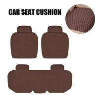 Breathable Car Interior Seat Cover Cushion Pad Mat For Auto Supplies Office Chair With PU Leather 2019 New Style