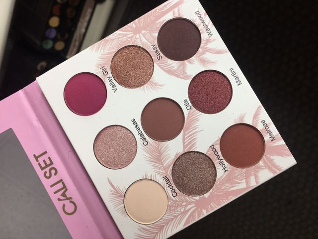 Givenone Eye Makeup Palette Matte Eyeshadow Pallete Glitter Powder Eye Shadow Earth Shadows Stamp Pigment Eyeshadow 3