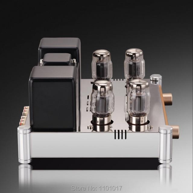 Boyuu MT-88 KT88 Push-Pull Tubes Amplifier HIFI EXQUIS Reisong Handmade Ecc82 Ecc81 Lamp Amp MT88