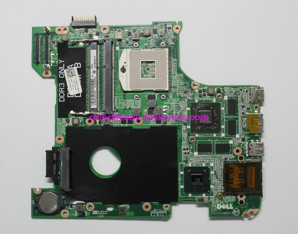Genuine GG0VM 0GG0VM CN 0GG0VM DAV02AMB8F1 HM67 DDR3 Laptop Motherboard Mainboard for Dell Inspiron N4110 Notebook PC-in Laptop Motherboard from Computer & Office