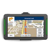 """7 """"HD GPS Sistema di Navigazione Con tempo di Vita 3D Mappe Parlato Vocale di Navigazione WIFI/FM Scrittura A Mano Driver di Tracciamento Auto locator"""