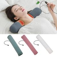 Multifunctional Cervical Pillow Special Repair Heating Cervical Pillow To Correct Neck Hyperthermia Cylindrical Cushion Pillow