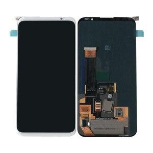 Image 2 - Оригинальный ЖК экран M & Sen 6,0 дюйма для Meizu 16 16th M882Q Super AMOLED + дигитайзер сенсорной панели в сборе для Meizu 16 M882H
