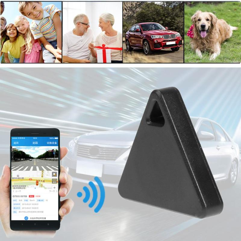 Mini GPS Motorcycle-Tracker-Device Tracking Anti-Lost-Tracker Bluetooth Pets Auto-Car