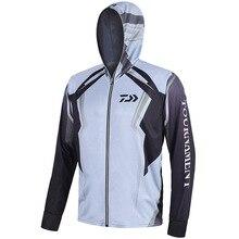 Hoodie Fishing-Shirt Suit Anti-Mosquito Outdoor-Sport Pesca Spring S-5XL Men Big-Size