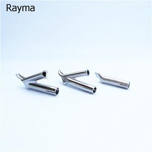 Image 5 - 4 Pcs Rayma Hot Air Gun Coving Floor Speed Welding Nozzle Round Triangular 5mm Welding Tip For Plastic PVC Vinyl Welder