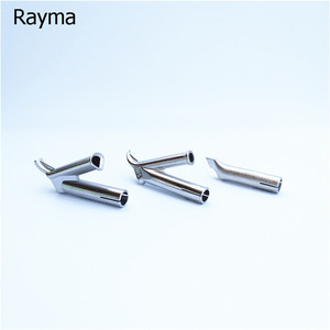 Image 5 - 4 個rayma熱風銃張り出し床スピード溶接ノズルラウンド三角 5 ミリメートル溶接チッププラスチックpvcビニール溶接機