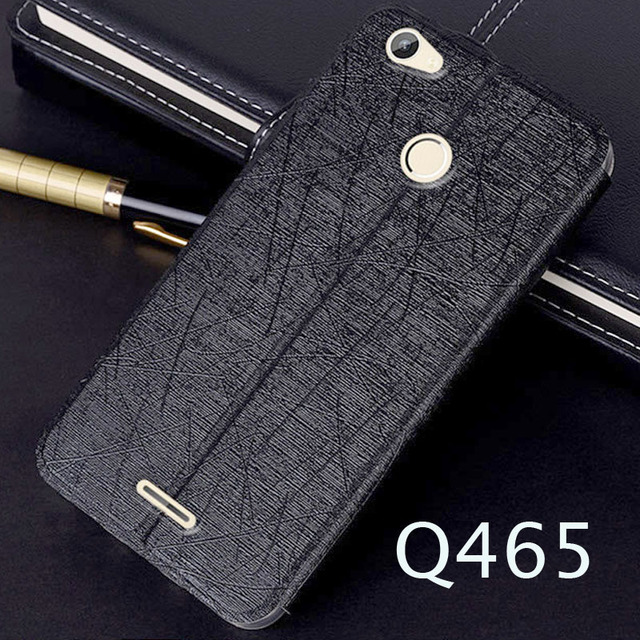 size 40 e19cb f3fbe US $4.99 |Pierves High Quality PU Leather Flip Cover Case For Micromax  Canvas juice Q465-in Flip Cases from Cellphones & Telecommunications on ...