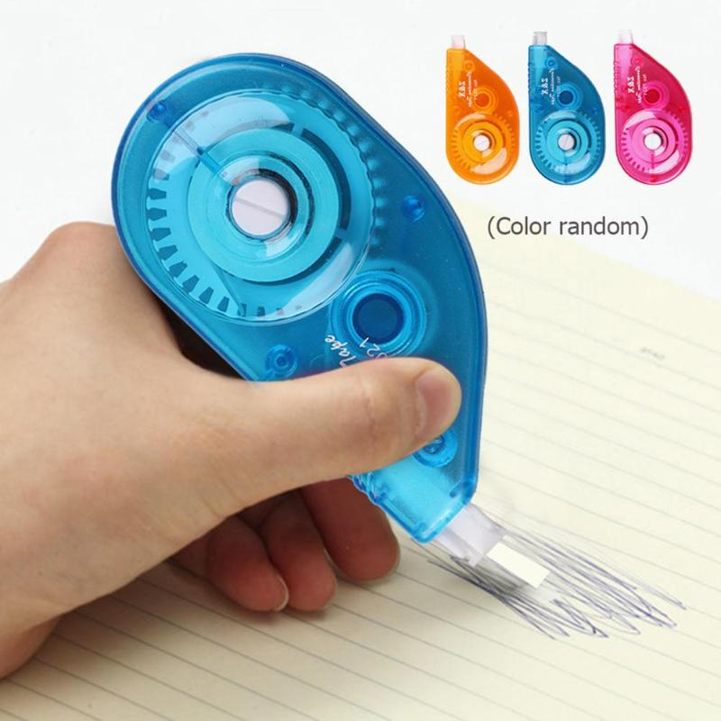 Correct Belt Correction Tape Corretiva Papeleria Stationery Office School Stationery Supplies