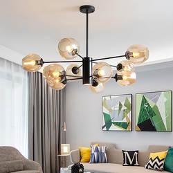 Современные люстры освещение для гостиной спальня дома подвесные светильники осветительные приборы для внутреннего использования