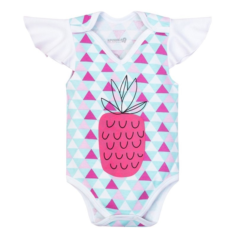 Bodysuit baby Crumb I Fruit growth 3 9 Mo pro svet light mini par led 312 ir