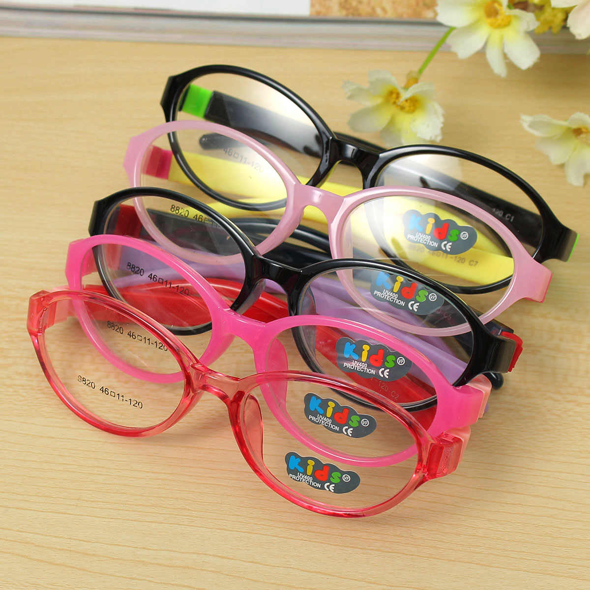 New Students Children Glasses Frame Girl Boy Myopia Eyeglasses Frame Glasses Optical Rx Eyewear Optical Eyewear
