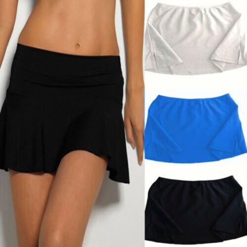 ITFABS Women Sexy Bikini Bottom Tankini Swim Short Skirt Swimwear Cover Up Beach Dress