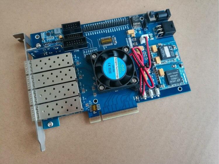 Offerte Xilinx Bordo Fpga Di Xilixn Sviluppo Pcie Kintex 7 XC7K420T