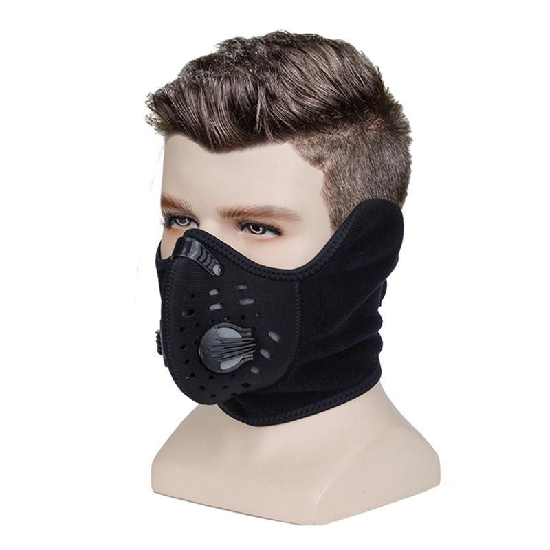 RUNACC Dustproof Masks Sport Dust Mask for Cycling, Hiking, Running and Other Outdoor Activities