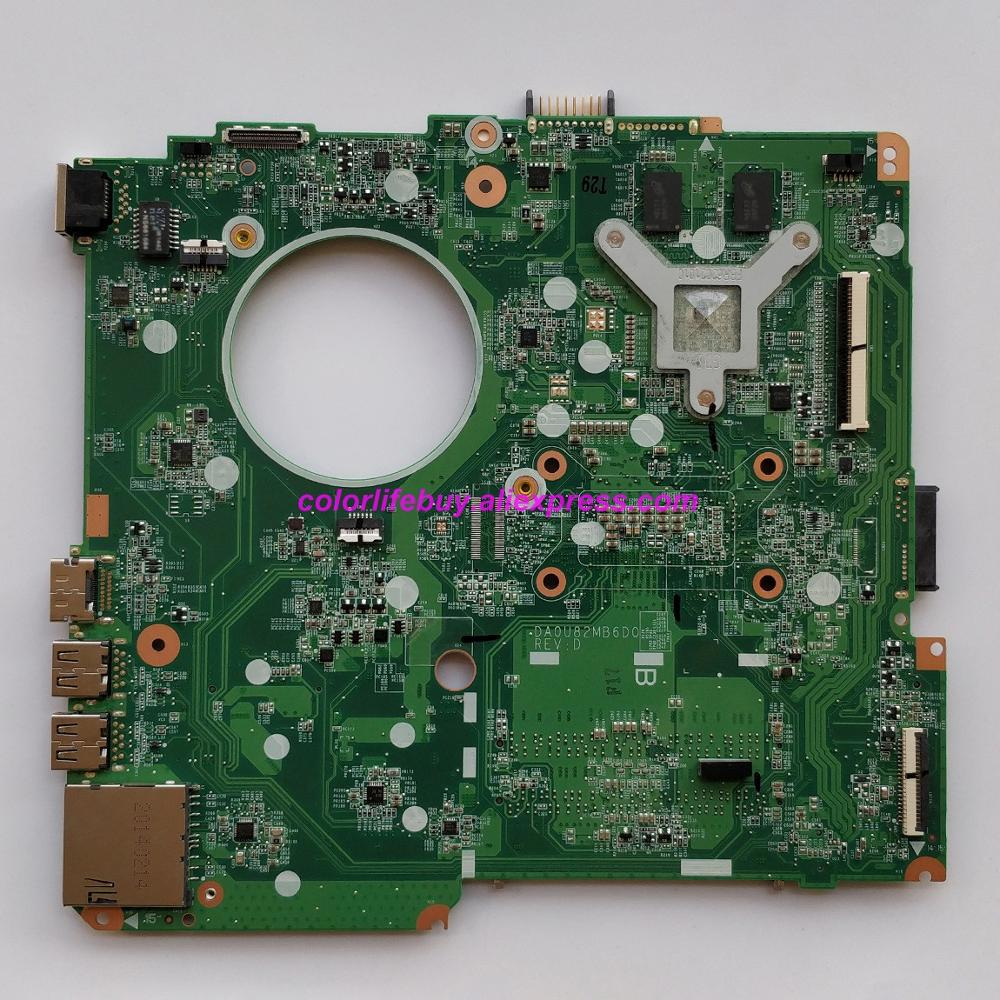 Image 2 - Genuine 738156 501 738156 001 DA0U82MB6D0 w 740M/2GB GPU w i5 4200U CPU Laptop Motherboard for HP 14 N Series NoteBook PC-in Laptop Motherboard from Computer & Office