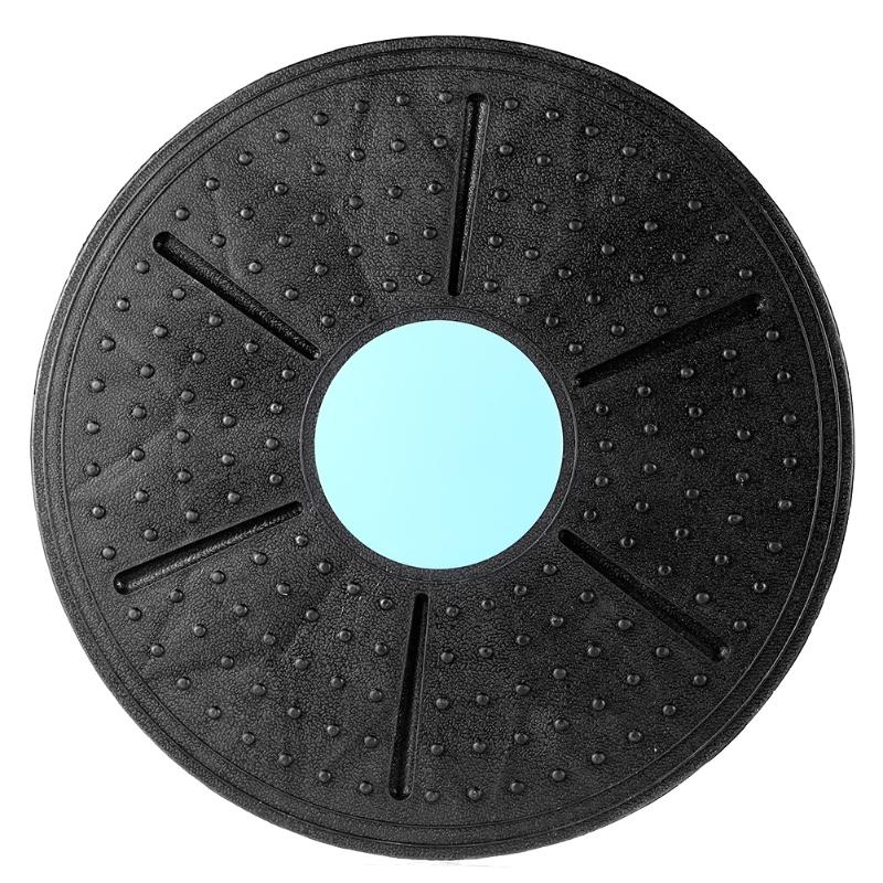 Balance Board Attrezzature Per Il Fitness ABS Twist Supporto Rotazione di 360 Gradi Per twist ginnico di Carico-cuscinetto 150 kg colore casualeBalance Board Attrezzature Per Il Fitness ABS Twist Supporto Rotazione di 360 Gradi Per twist ginnico di Carico-cuscinetto 150 kg colore casuale