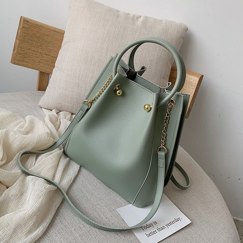 Luxury Brand Bucket Crossbody Bags Women 2019 High Quality PU Leather Female Designer Handbag Ladies Hand Shoulder Messenger Bag