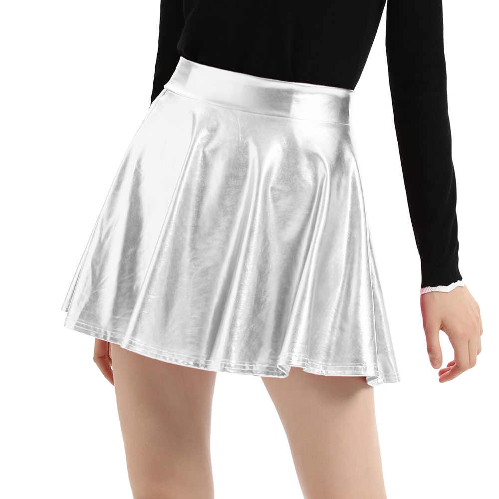 33e2af9f4d6 ... Women High Waist Velvet Pleated Skirts New Fashion Velvet Black Short  Sexy Skater Skirt 3 Colors