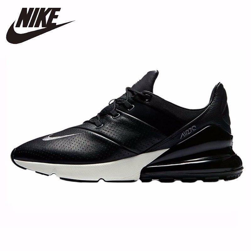 Nike Original nouveauté Air Max 270 Premium chaussures de course pour hommes respirant baskets durables AO8283