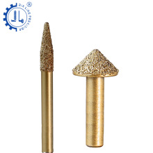 JIALING 1 pc CNC granite cutter router carving tools cnc marble