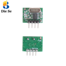 433mhz RF Wireless Transmitter remote control Module Small Size Low Power for adruino DIY
