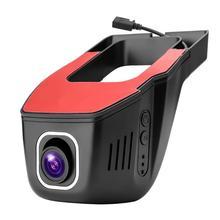 VODOOL мини беспроводной Wi-Fi автомобильный dvr камера Dashcam 1080P HD видео регистратор видеокамера 165 градусов объектив g-сенсор тире Cam