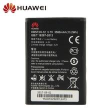 Original Replacement Battery Huawei HB5F3H-12 For E5372T E5372s E5775 4G LTE FDD Cat4 WIFI Router 3560mAh