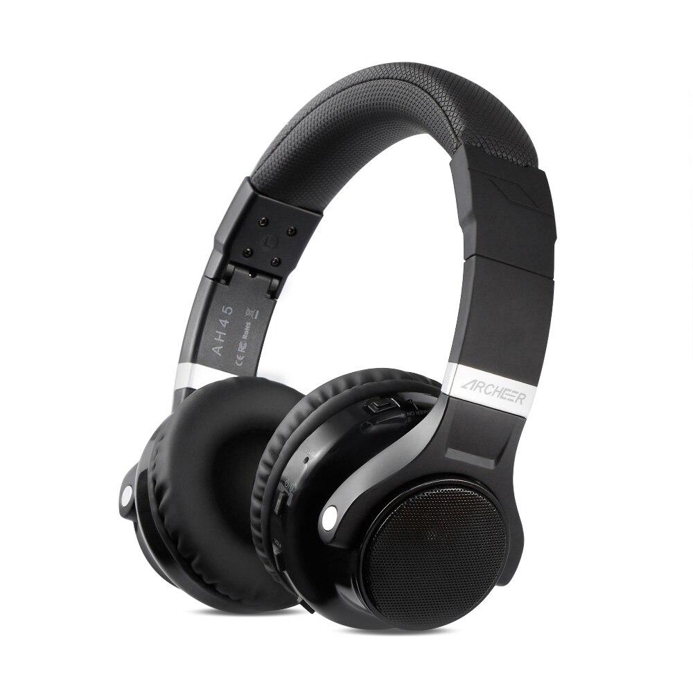 ARCHEER AH45 casque antibruit casque sans fil Bluetooth casque téléphone portable ordinateur basse musique casque casque