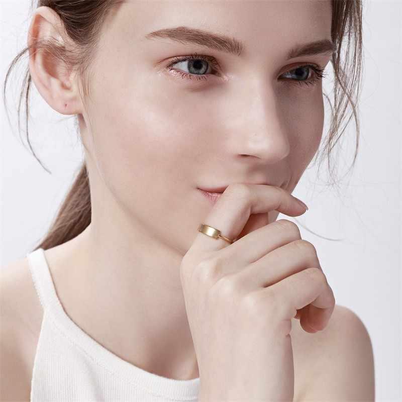 Изящное барное кольцо, персонализированное имя, дата, кольцо для женщин, на заказ, штампованные подружки невесты подарки
