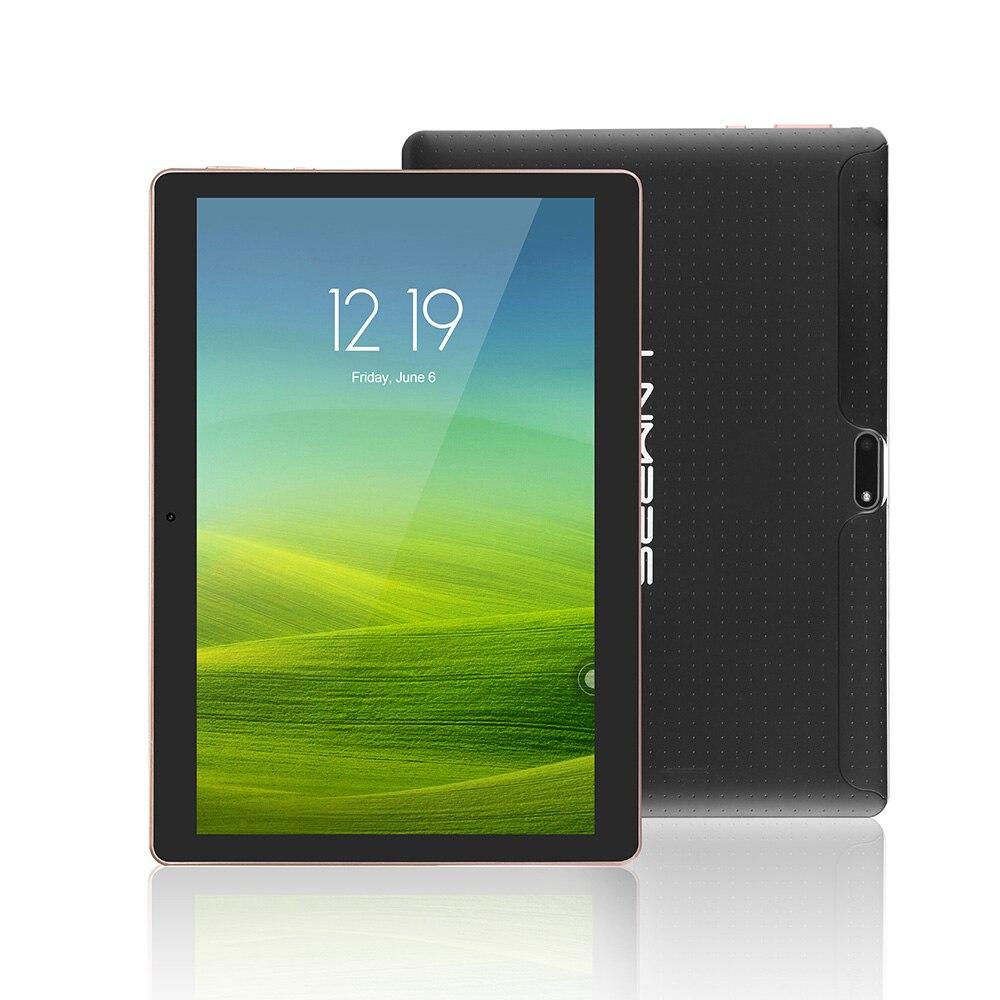Планшет Google Tabletas10.1 дюймов android5.1 3G WCDMA 800*1280 ips gps otg дешевые Планшеты 4 ядра 2 + 16 г Celular sims 5MP DHL Бесплатная