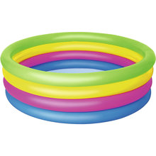 Надувной бассейн Bestway Разноцветный