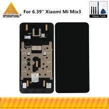 Pantalla LCD Original de 6,39 pulgadas para Xiaomi Mi Mix 3 MIX3, Marco + Digitalizador de Panel táctil