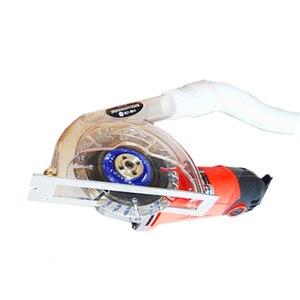 Image 5 - Meuleuse dangle coupe couvercle anti poussière Transparent pour meuleuse 4/ 5