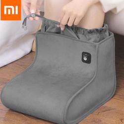 Xiaomi PMA теплый обогреватель для ног 3 режима usb-обогреватель съемный Электрический Графен устройство для сушки обуви протектор для дома от
