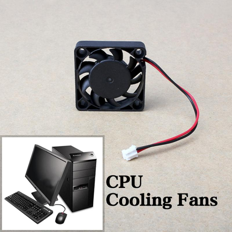 <font><b>40mm</b></font>*<font><b>40mm</b></font>*13mm 4cm DC 12V 2Pin 9 Blade Cooler Brushless Mini Cooling <font><b>Fan</b></font> for Computer PC CPU image