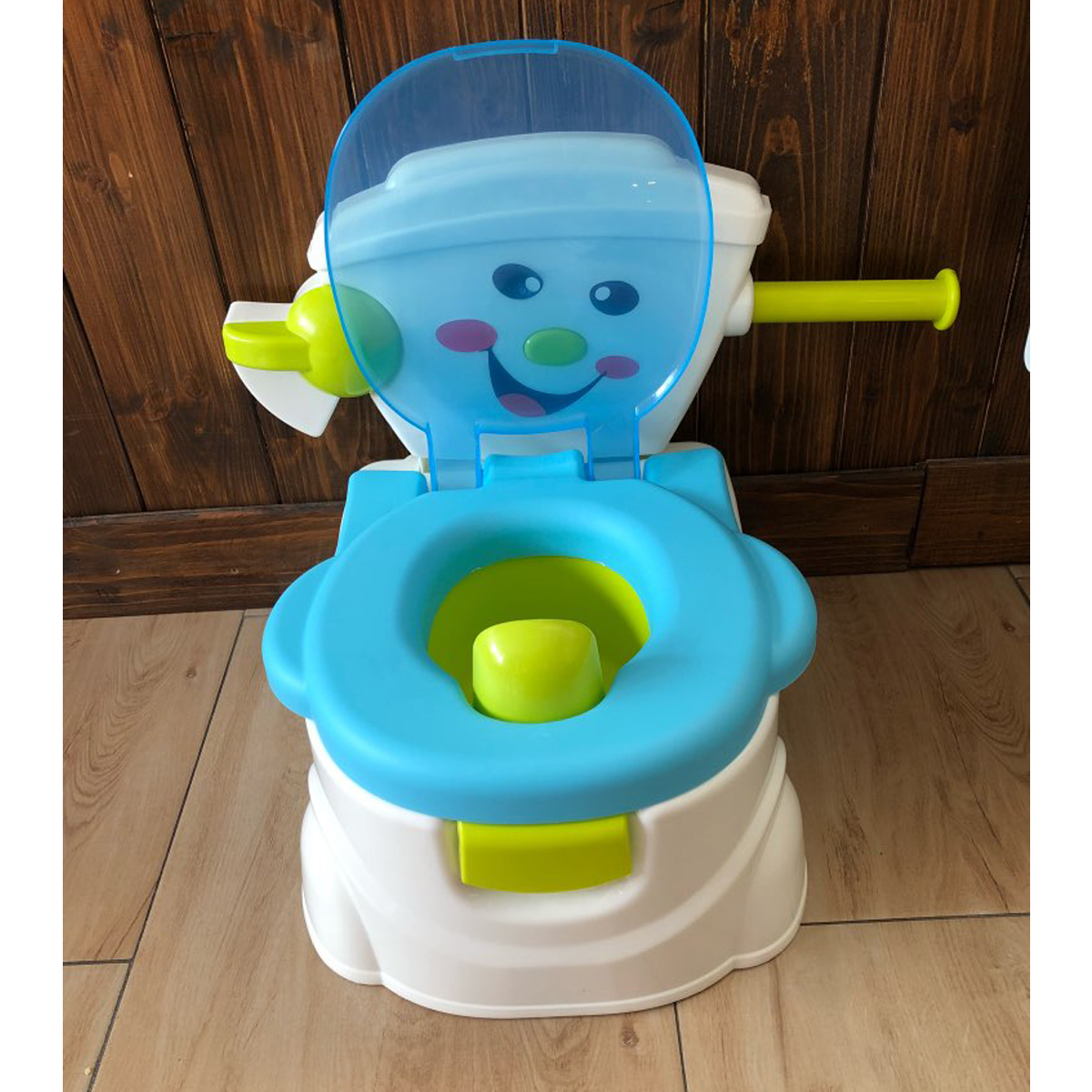 Coffee IVYRISE Frog Children Toilet Potty Training Urinal Kids Toddler Urinal Pee Trainer Bathroom with Funny Aiming Target Pee Urinate Training
