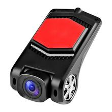 Phisung HD 1080p Car DVR Camera Full USB Auto Digital Video Recorder Car DVR Dash Camera Driving Safety Camcorder G-sensor ADAS цена