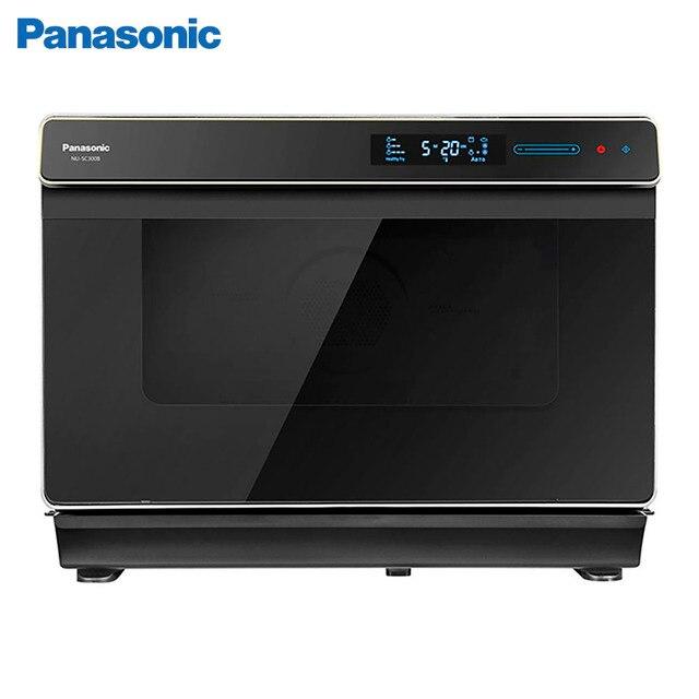 Паровая конвекционная печь Panasonic NU-SC300BZPE Высокотемпературный пар, Антипригарное покрытие