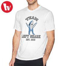 Katy Perry T Shirt Team Left Shark T-Shirt Cute 6xl Tee Shirt Beach Print 49d77d551437